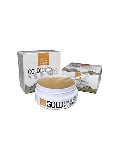 Misoli Misoli Gold Hydrogel Eye Patch - Altın İçeren Gözaltı Maskesi Renksiz